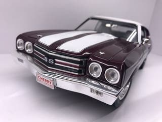 Chevy Chevelle SS 1/18 Autoworld