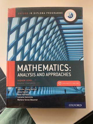 Matemáticas bachillerato internacional NS
