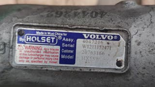 Turbo Volvo FH13 500 euro 5