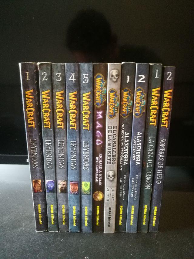Colección completa comics Warcraft