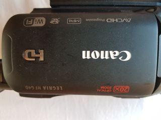 Videocamara Canon Legria HFG40
