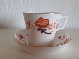 taza de té Royal Crown derby