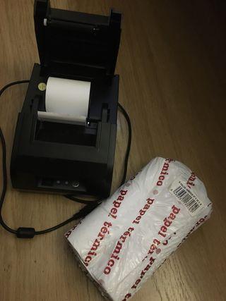 Impresora de tíquets, ITP-58 USB térmica