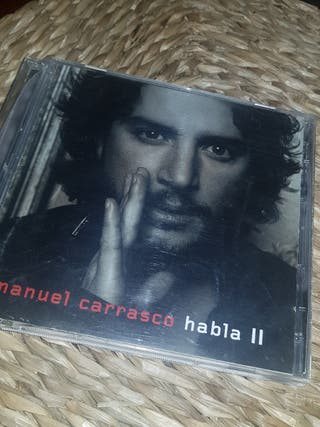 Manuel Carrasco cd