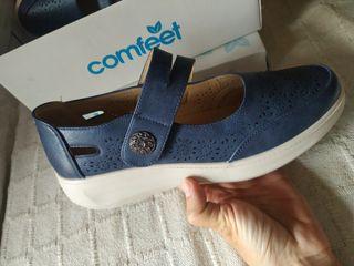 Zapato de mujer comfeet 39