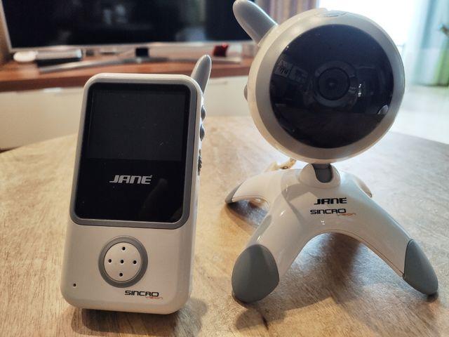 Vigilabebé digital con cámara