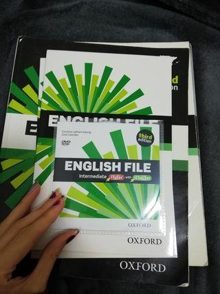 Libro de Inglés de Oxford.