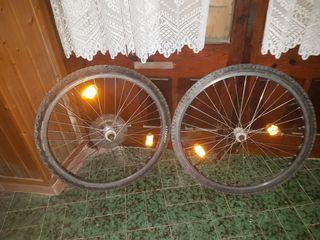 ruedas de becicleta grandes