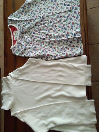 camisetas niña talla 6/7