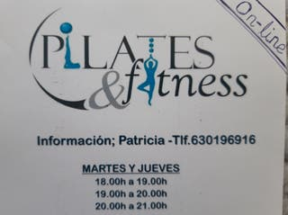 Clases Pilates on-line