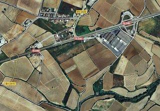 Terreno industrial en venta en Sant Cugat Sesgarrigues
