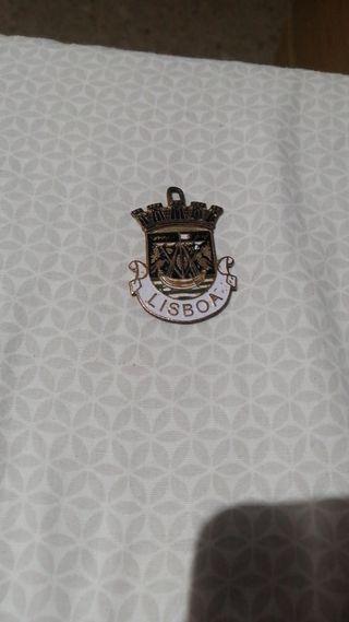 Llavero escudo Lisboa