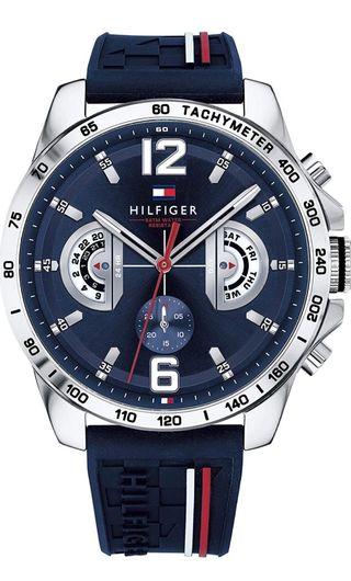 Tommy Hilfiger Reloj Multiesfera para Hombre