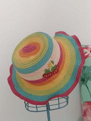 Sombrero niña de Primark