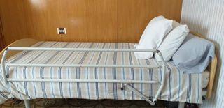 cama articulada geriátrica