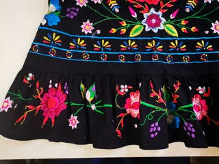 Asos multicoloured skirt, new
