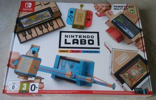 Nintendo Switch Labo NUEVO