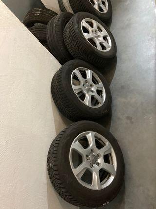 Llantas Audi originales 16 pulgadas