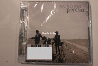 PEREZA - AVIONES - Cd - Música - Sin Desprecintar