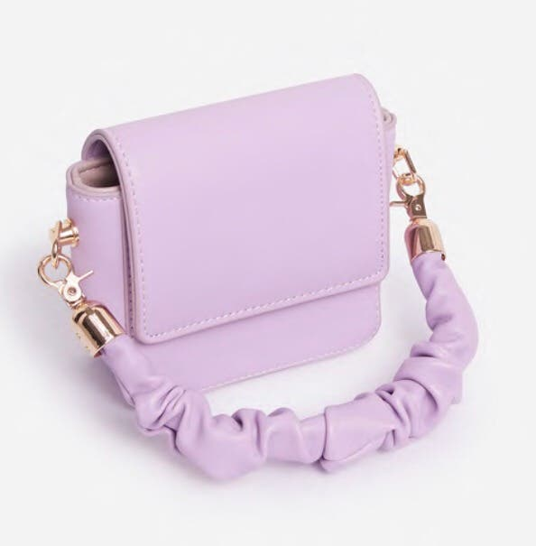 Ego small lilac bag