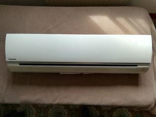 Split aire acondicionado Panasonic