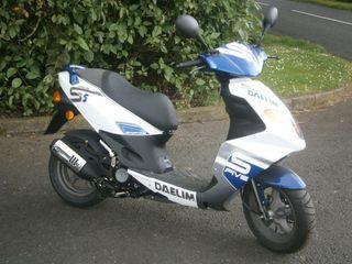 Moto Daelim S-FIVE 50cc
