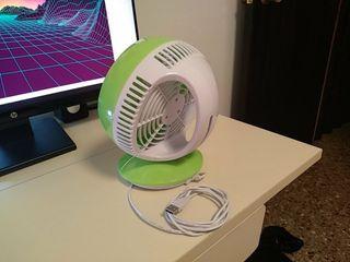 Ventilador USB