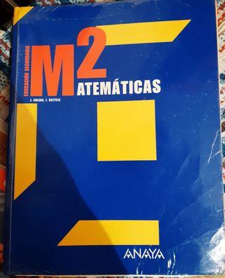 Libro de matemáticas secundaria