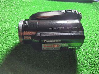 Cámara Panasonic HDC-HS20