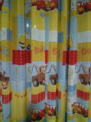 Cortinas Disney