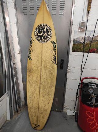 tabla de surf vintage loco locals