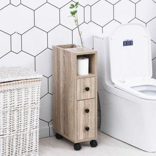 Armario de Baño Mueble para Baño Espacio Limitado