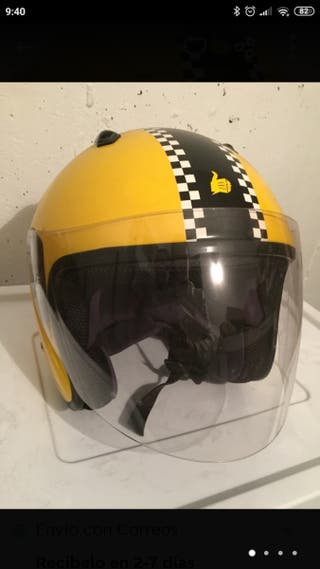 Casco moto Bultaco