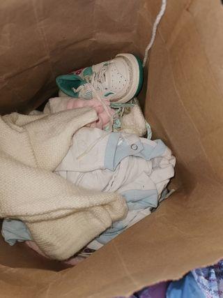 lote ropa variada de bebe y nin@