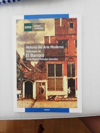 libro historia del arte moderno el barroco.