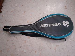 funda raqueta tenis artengo