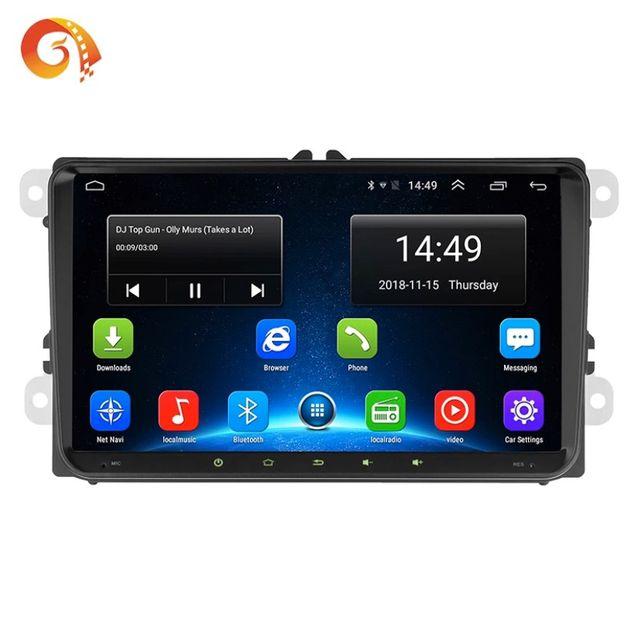 Radio pantalla Android de 9 pulgadas ÚLTIMA UNI!