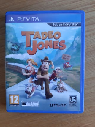 Juego Tadeo Jones psp vita