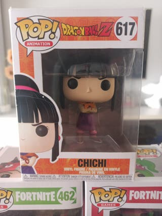 Funko pop Chichi Dragón ball