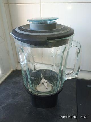 Vaso de cristal de batidora Krups
