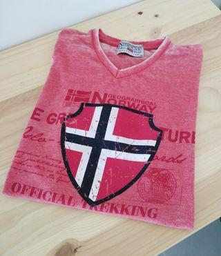 Camiseta Norway