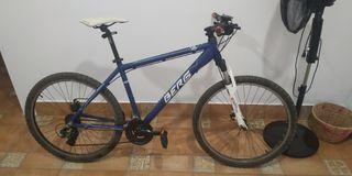 Bicicleta Berg 27'5 (sin ruedas, ruedas de prueba)