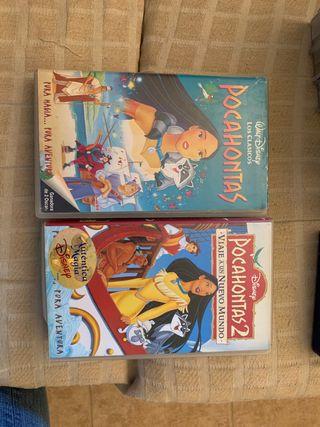 Pocahontas 1 y 2