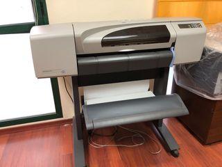 Impresora plotter hp500