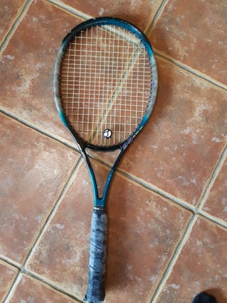 Raqueta tenis slazenger y funda