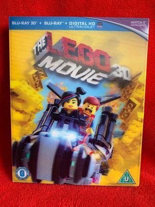 Bluray La Lego película