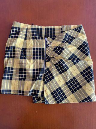Falda pantalón corto
