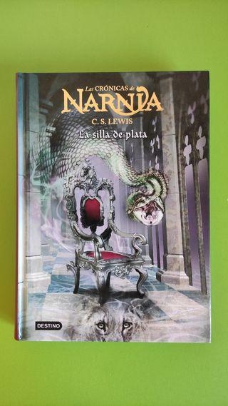 Las crónicas de Narnia. La silla de plata.