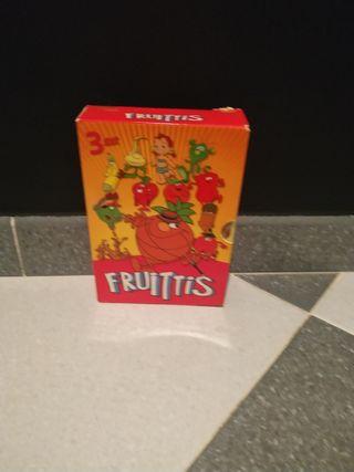vendo tres discos originales de fruitis sin usar