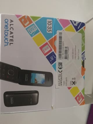 Alcatel one touch 1035x NUEVO